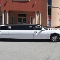 Lincoln Town Car Royale Executive Series