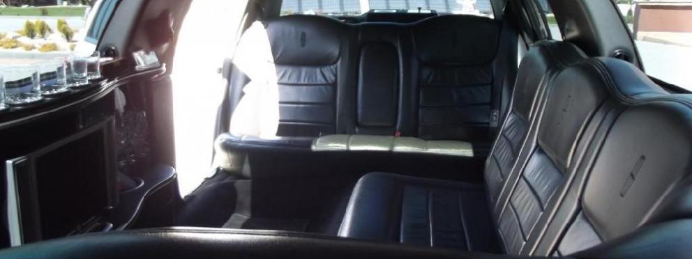 Lincoln Town Car Royale Executive Series